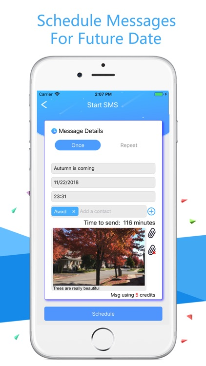 AutoSender - Auto Text Later screenshot-0