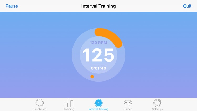 Vescape Fitness Training App screenshot-2