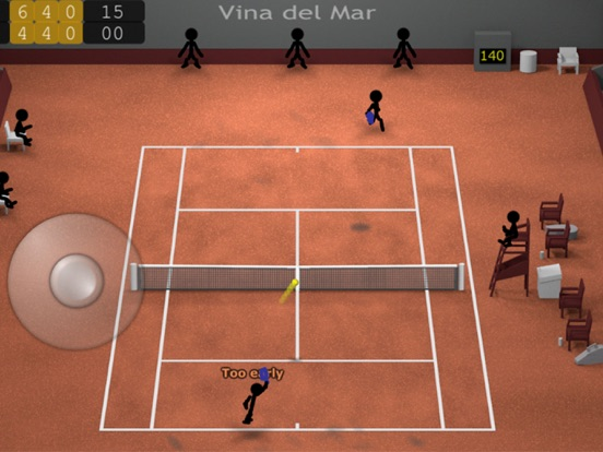 Stickman Tennis-ipad-0