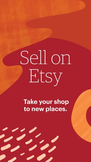 Sell on etsy on the app store screenshots reheart Image collections