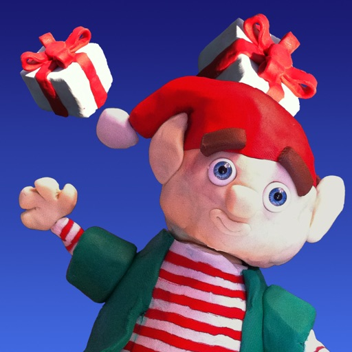 Sparky, The Christmas Elf