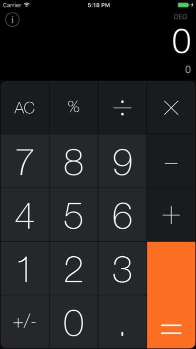 Калькулятор Pro iRocks Скриншоты5