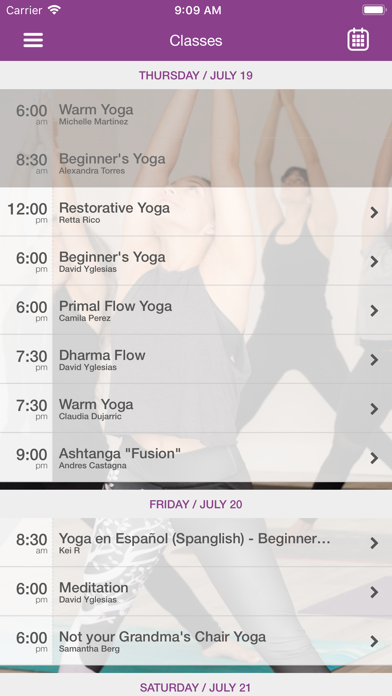 Energy Yoga And Wellness screenshot three