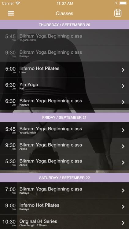 Bikram Yoga North Brisbane