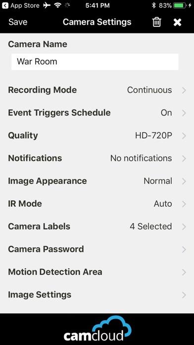 Camcloud Inc  - AppRecs
