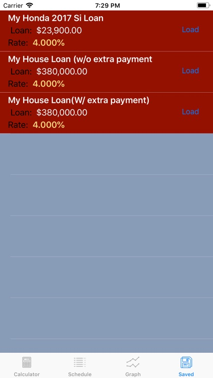 Amortization Loan Calculator screenshot-3