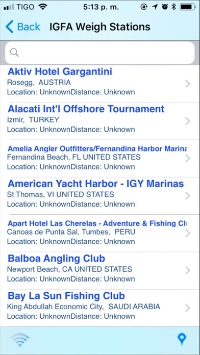 Igfa Mobile review screenshots