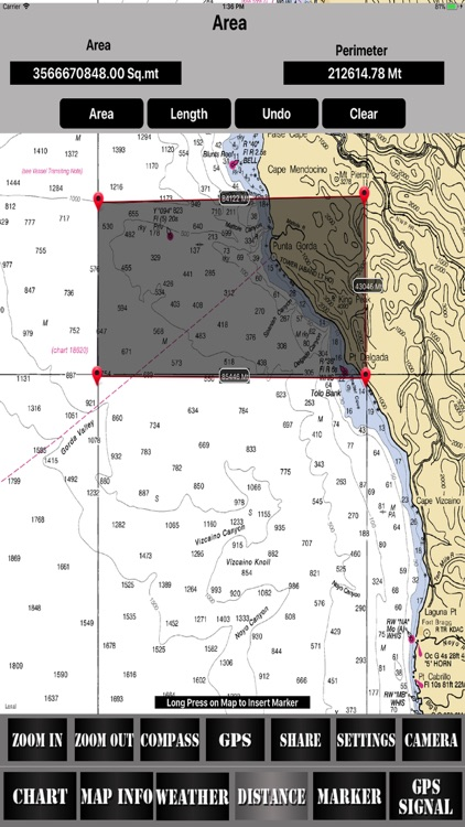 California USA Nautical Charts screenshot-4