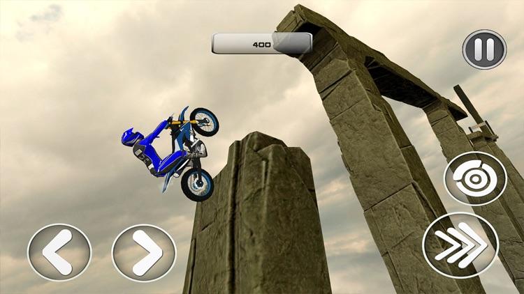 Bike Rider Stunt Motocross 3D screenshot-4