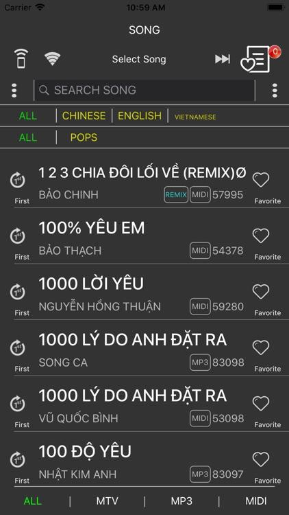 HoXen Karaoke