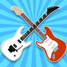 Guitars Galore Stickers