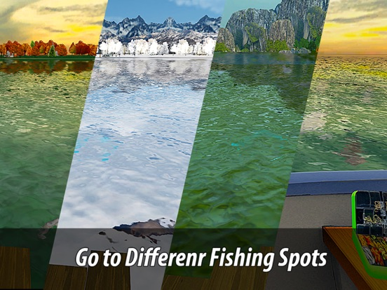 Sport Fishing Simulator Full Screenshots