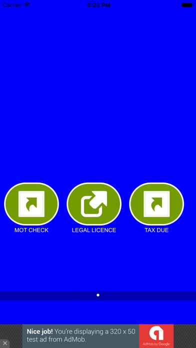 Mot And Car Tax Checker Uk App Price Drops