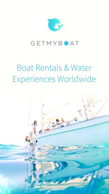 GetMyBoat: Boat Rentals & More
