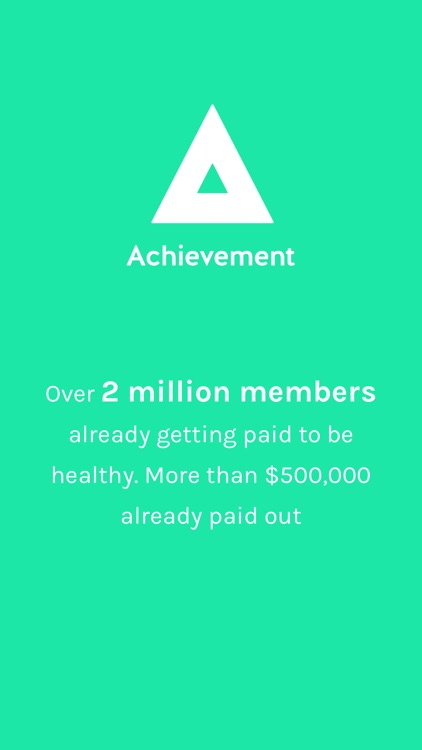 Achievement - Reward Health