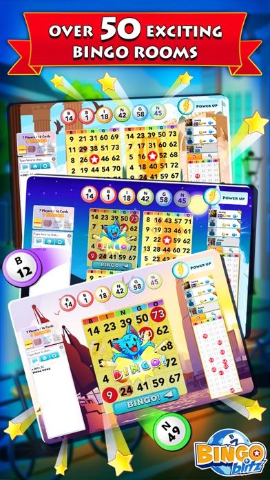 Bingo Blitz: ビンゴ ゲーム- ビンゴ スロットスクリーンショット2