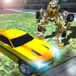 Robot Transform Sim - Robo War