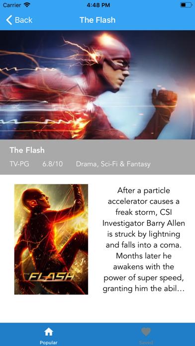 TV Show Tracker App Revisión - Photo & Video - Apps Rankings!