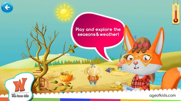 Seasons & Weather Wonderwood screenshot-7