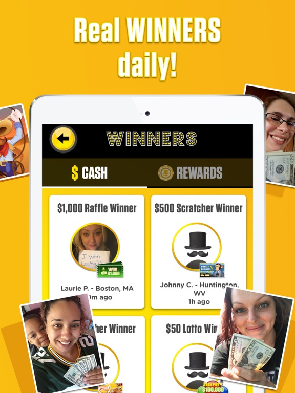 Screenshot #5 for Lucky Day - Win Real Money!