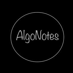 AlgoNotes