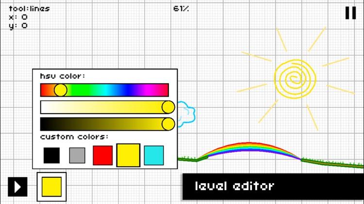 Draw Rider Plus screenshot-3