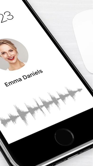 通話録音 - 電話 録音 & ボイスレコーダー ScreenShot1