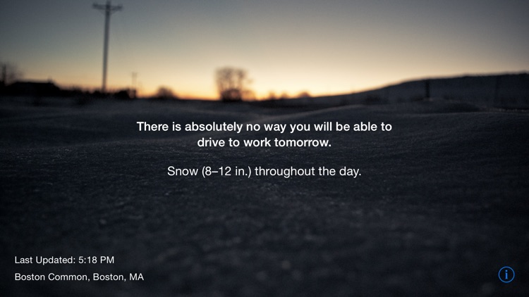 Snow Day - Can I Drive to Work screenshot-2