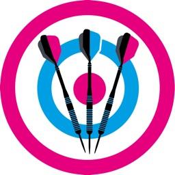 Darts Scoreboard X01