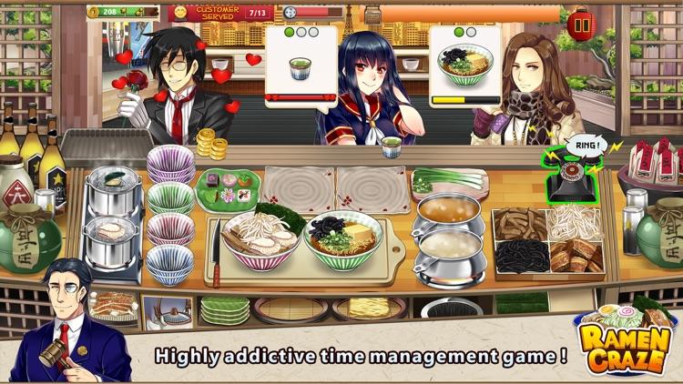 Ramen Craze - Fun Cooking Game