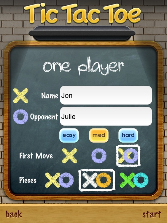 Tic Tac Toe Pro HD screenshot-3
