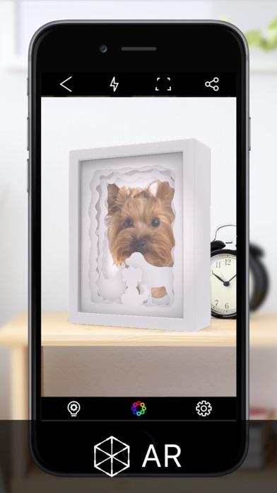Paper Lightbox - Collage Frame-4