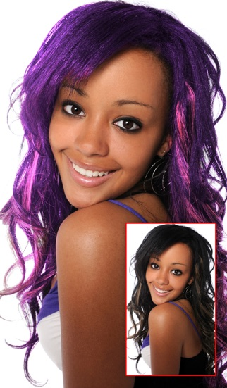 Scaricare Hair Color - Discover Your Best Hair Color per Pc