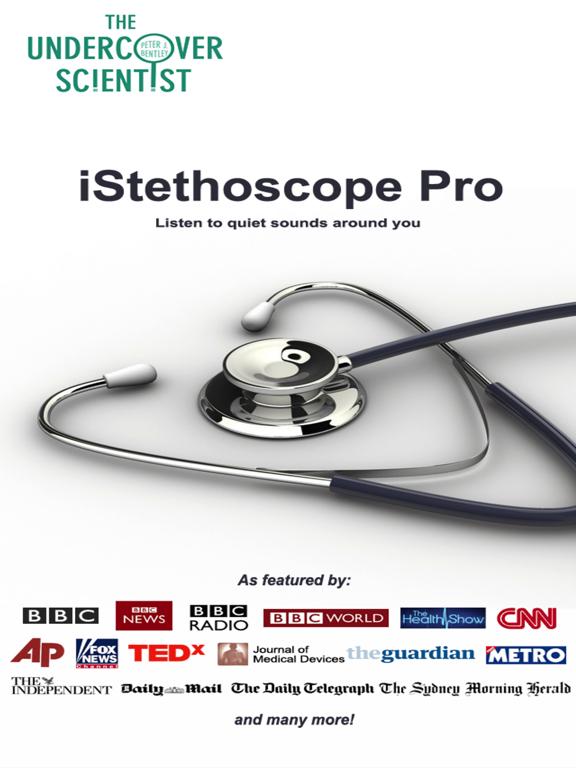 iStethoscope Pro-ipad-0