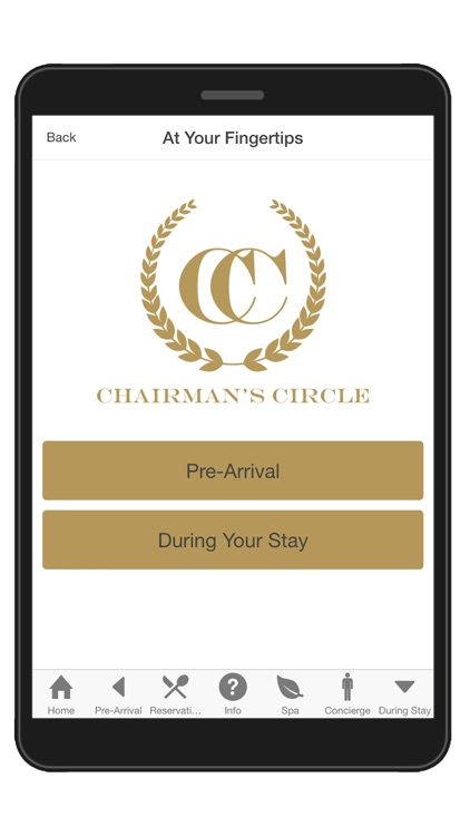 Chairman's Circle screenshot-1