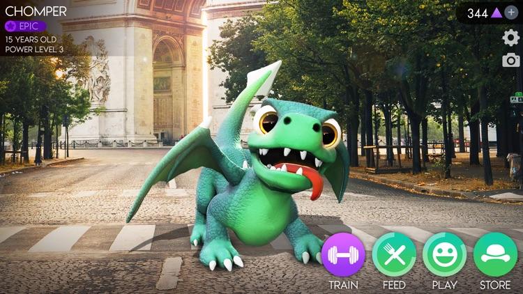AR Dragon screenshot-4