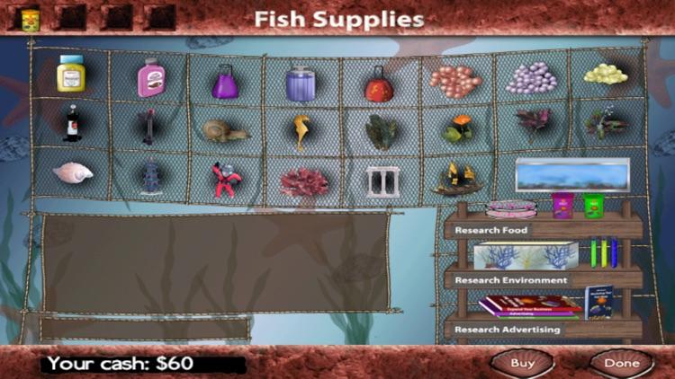 Fish Tycoon Lite screenshot-3