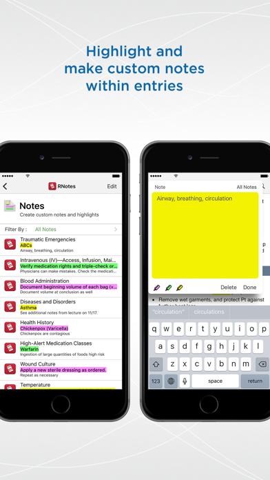 RNotes® Screenshot