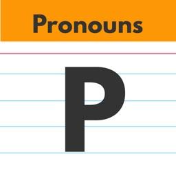 Pronouns by Teach Speech Apps