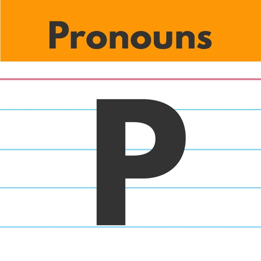 Pronouns by Teach Speech Apps