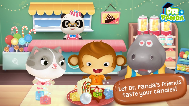 Dr. Panda Candy Factory screenshot-3