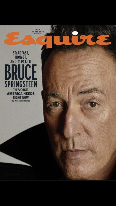 Esquire Magazine Us review screenshots