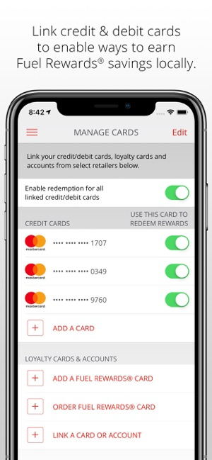 iphone screenshots - How To Use Shell Fuel Rewards Card