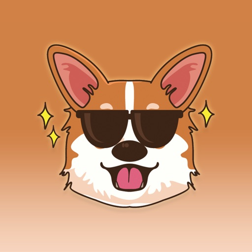 Corgi - Emojis for Dog Lovers