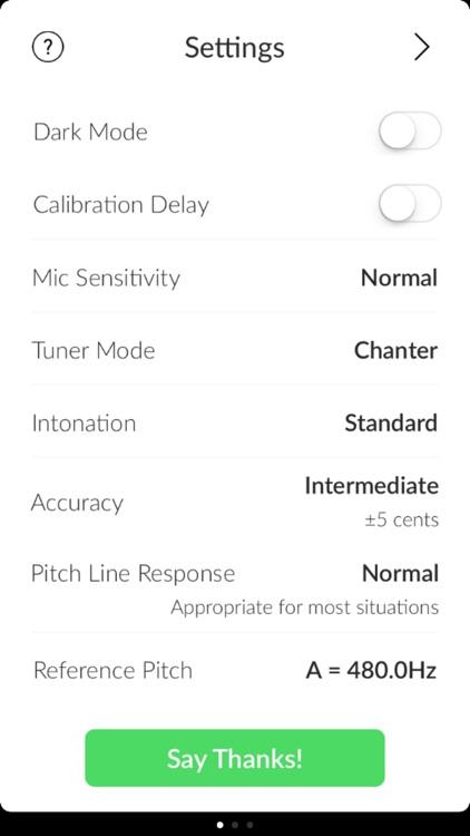 Balance - Bagpipe Tuner Pro screenshot-3