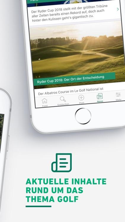 Golf Post - Community & News screenshot-4