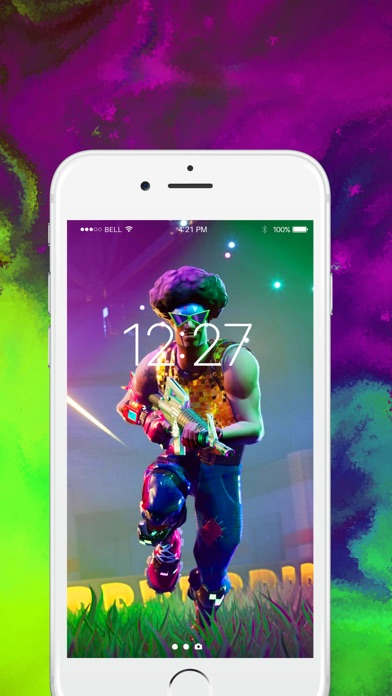 Battle Royale Wallpapers Is A Fan Made App Of Fortnite (iphone U0026 Ipad),  Enjoy Beautiful Of Wallpapers Creative Destruction Features: U2022Amazing  Wallpapers And ...