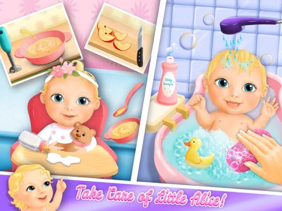 Sweet Baby Girl Dollhouse FULL screenshot 9