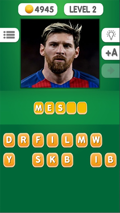 Whos Football Player Quiz 2017 Sport Trivia Game By Arlak Phinitaksorn