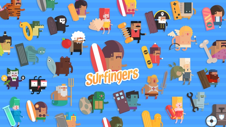 Surfingers screenshot-2